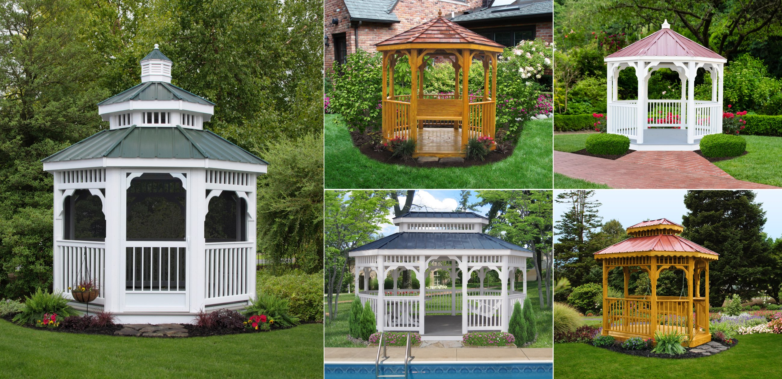 Gazebo Choices