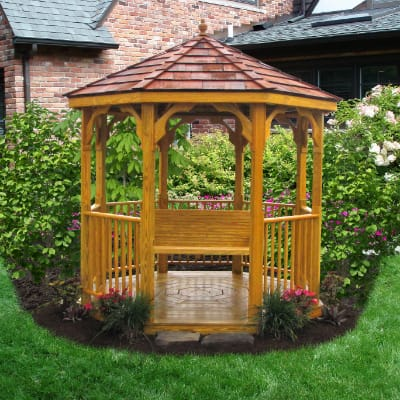 Kauffman Gazebo sample